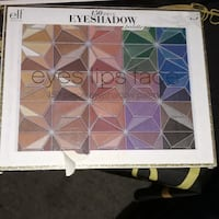 150 peice elf brand holiday color pallette