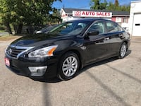 2015 Nissan Altima 2.5/1 Owner/Automatic/Come Certified Scarborough, ON M1J 3H5, Canada