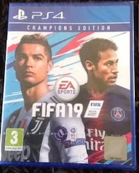 Fifa 19 Champions Edition Unsealed London