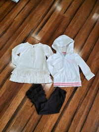 4T girl clothes lot