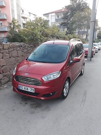 2015 Ford tourneo courier titanium plus Aksaray