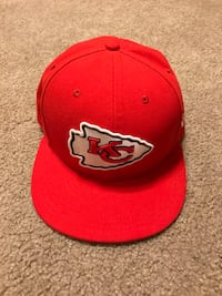Kansas City Chiefs hat size 7 and 1/8 Highland Heights, 44143