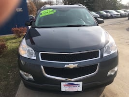 2012 Chevrolet Traverse FWD 4dr LS GUARANTEED CREDIT APPROVAL!