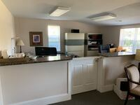 COMMERCIAL 634 sq ft office furnished  Wake Forest