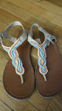 Size 51/2 sandals  Winchester, 22601