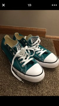 Converse all star brand new shoes ( never worn) West Dundee, 60118