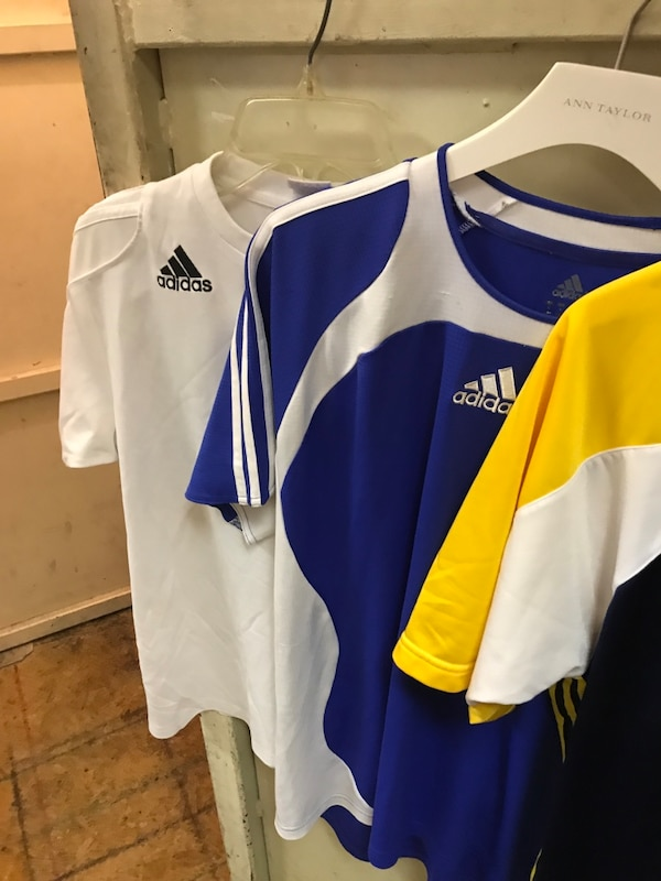 da79b6493 Used 3 Shirts adidas for $ 27 for sale in Bridgeport - letgo