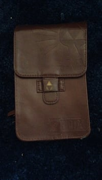 brown The Legend Of Zelda leather sheath Mesquite, 75150