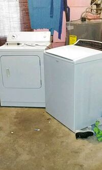 WHIRLPOOL (Kenmore) DRYER & (Cabrio) DIGITA WASHER