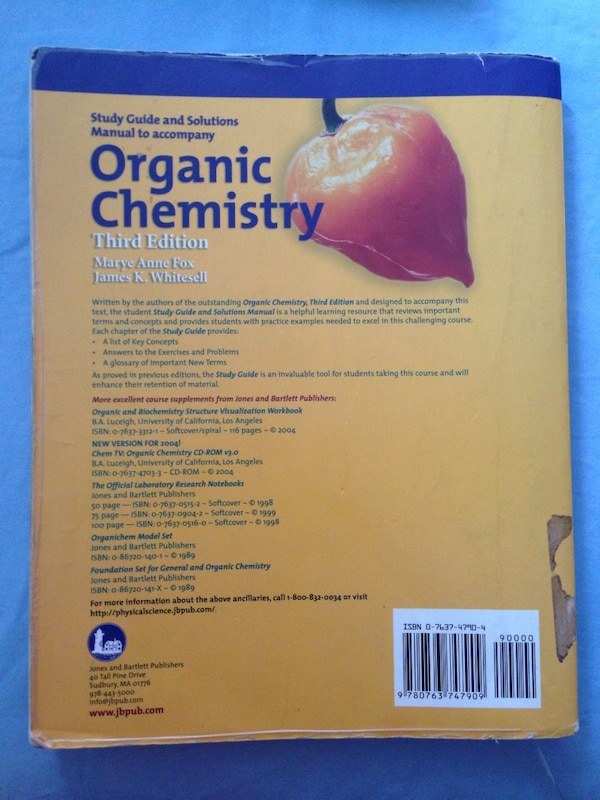 Organic Chemistry Solution manual  c30eab3a-25cd-41d1-97a4-476cda6955ab
