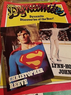 Christopher Reeve card