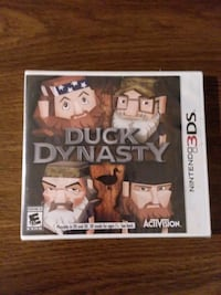 Brand new Duck Dynasty 3ds game  Kennett Square, 19348