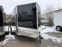 2020 Canadian Trailer Company 7x14 V-Nose Kitchener