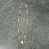 Vintage Avon necklace with star Vancouver, 98682