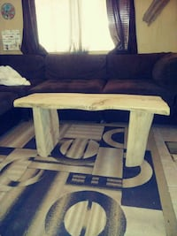 white and blue wooden table Scott, 70583