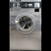 MAYTAG COMMERCIAL FRONT LOAD WASHER STAINLESS STEEL 3PH