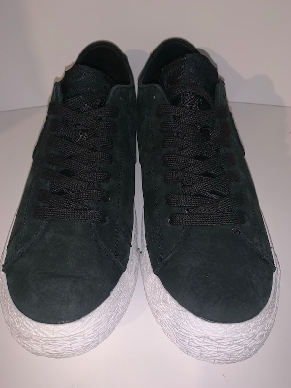 sale retailer 592c8 1dc3e Nike Sb blazer anthracite black and white mens 9.5