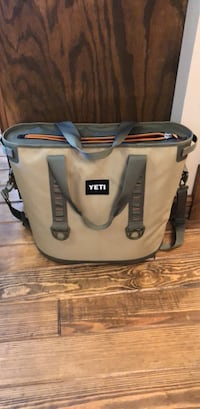 Yeti 40 can cooler.  Only used a handful of times.   Fort Smith, 72901