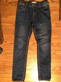 Ben Sherman Youth  w/ adj. waist Jeans  Size 12/13 Yrs. Old.(Size 12) Skinny fit Kitchener, N2H 5P4