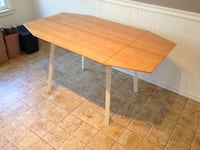 Ikea ps-2012 drop leaf dining table