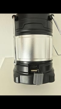 Collapsible LED lanterns set of 2 that can charge a phone Miami Beach, 33139