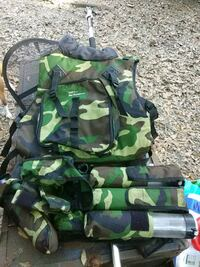 Paintball Tactical Vest Moody, 35004