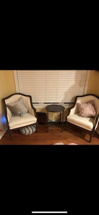 Accent chairs, vintage style, 90%new!!! Vienna, 22180