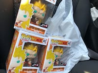 I have three SS3 Goku funko. Selling each for 32. 2052 mi