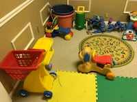 toddler's assorted toys Louisville