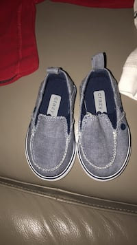pair of gray slip-on shoes Vallejo, 94591