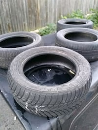 Good year tires 235/55R17 Lowell, 01851