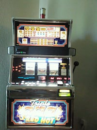 black and gray slot machine Lancaster, 93535