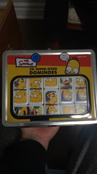 Brand new Simpson dominos set of 28 Toronto, M6A 1J1