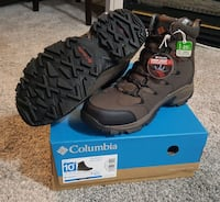 Columbia Omni Heat Winter boots men 10.5 fits 11 Calgary, T3A 5Y2