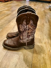 Justin cowboy boots Shelby, 44875
