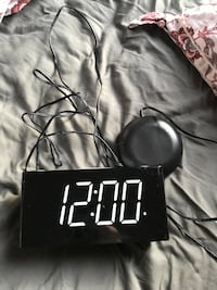 Very loud alarm clock!