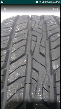 1 New Tire Goodyear 215/55R17 Herndon