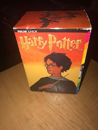 Harry Potter Box Set Plus 1 Additional (French Edition)