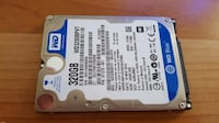 Western digital blue 2,5 320 THESSALONIKI
