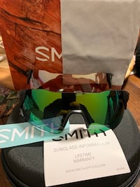 Smith changeable sunglasses