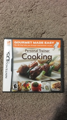 DS Personal Trainer Cooking