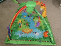 Fisher price rain forest play mat Rockville, 20852