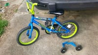 blue and yellow BMX bike Travelers Rest, 29690