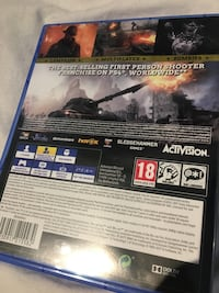 Call of duty ghosts ps4 spill tilfelle Kristiansand S, 4622