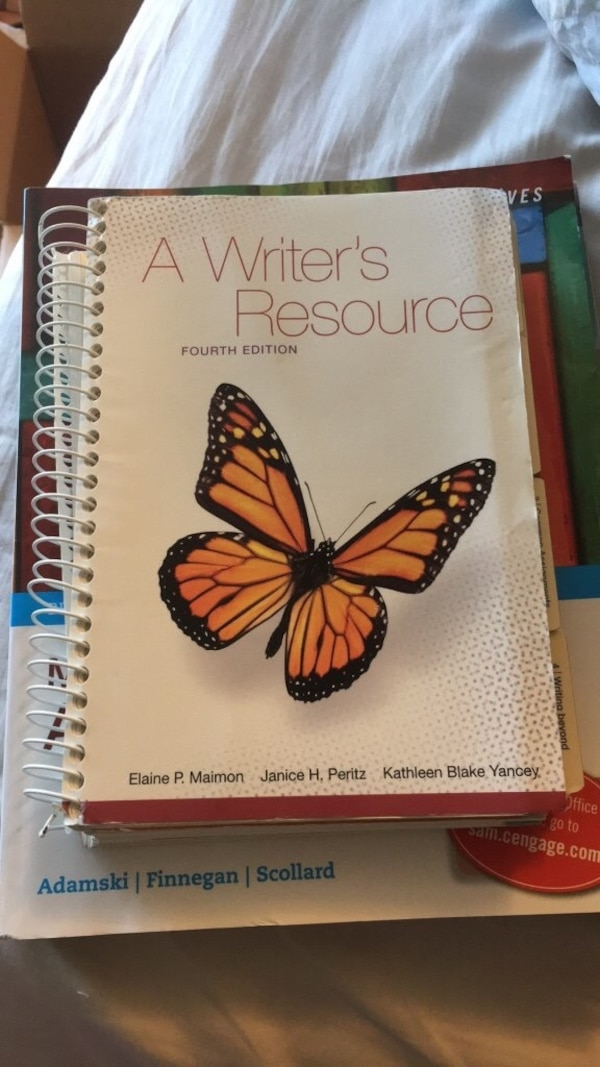A Writers Resource 4th Edition