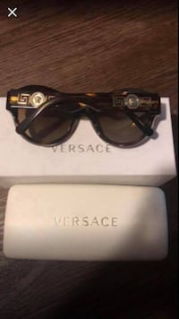 Authentic VERSACE sunglasses VANCOUVER