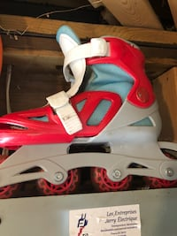Roller shoes size 6 786 km