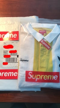 Supreme Rugby Playboy Yellow Size L