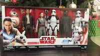 Star Wars action figure box