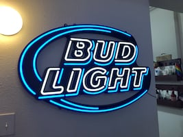 Budlight LED sign Wall décoration